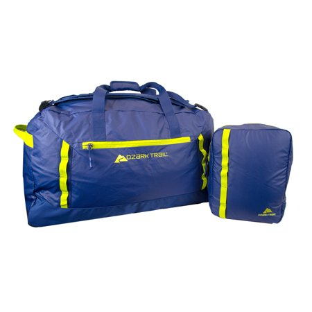 b60c53ef98 Ozark Trail 90L Packable All-Weather Duffel Bag - Walmart.com