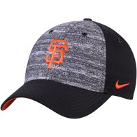 San Francisco Giants Nike New Day H86 Adjustable Hat - Heathered Gray/Black - OSFA