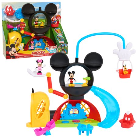 Mickey Mouse Clubhouse Adventures Playset, Ages 3+