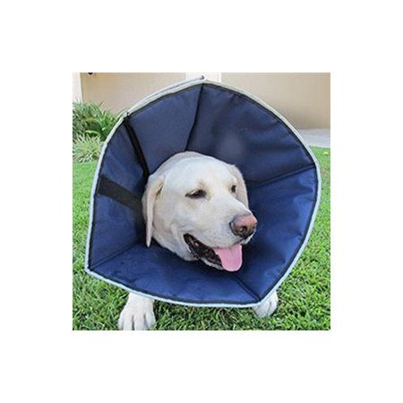 ZenPet ZenCone ProCone Soft Recovery Collar Lightweight Adjustable Pet X-Large 18in-23in