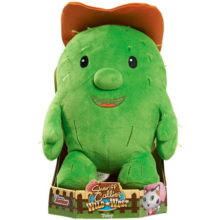 Sheriff Callie Large Plush, - Sheriff Callie Lasso