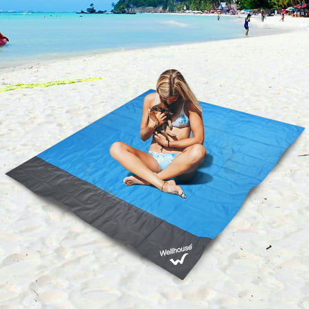 Waterproof Beach Blanket Outdoor Portable Picnic Mat Camping Ground Mat Mattress