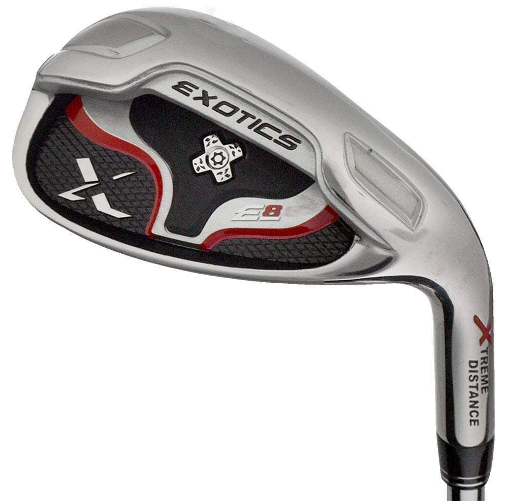 Tour Edge Golf Exotics E8 Irons (7 Iron Set)