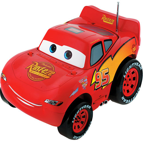 Disney Cars CD Boombox