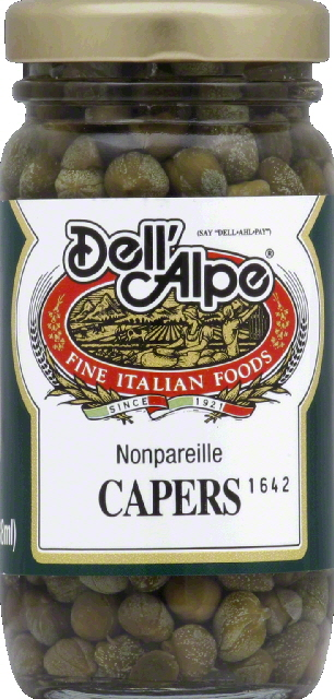 Dell Alpe Capers, Nonpareille by Rubinelli