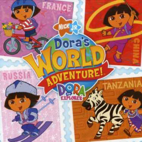 Dora's World Adventure! Soundtrack