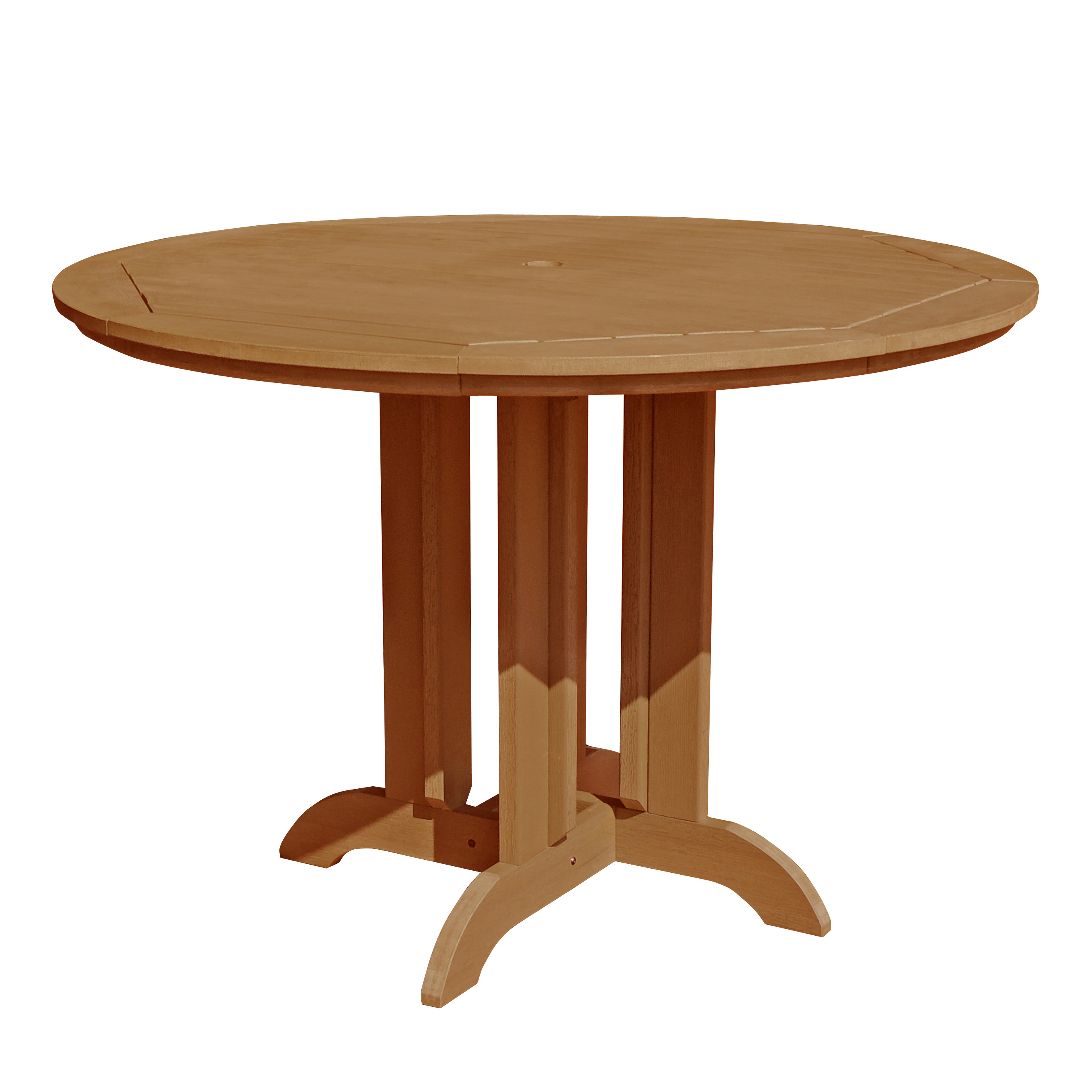 highwood® Eco-Friendly Round 48 Diameter Counter Dining Table