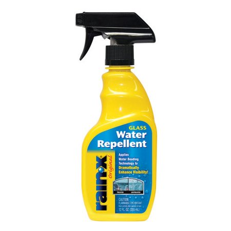 Polishing Treatment - Rain-X Glass Water Repellent Original Treatment, 12 oz - 630045W