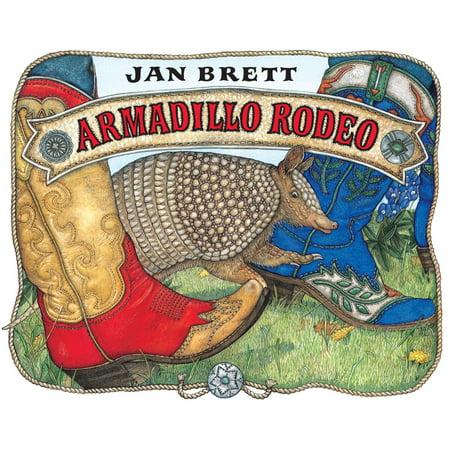 Armadillo Rodeo - eBook (Armadillo Recipe)