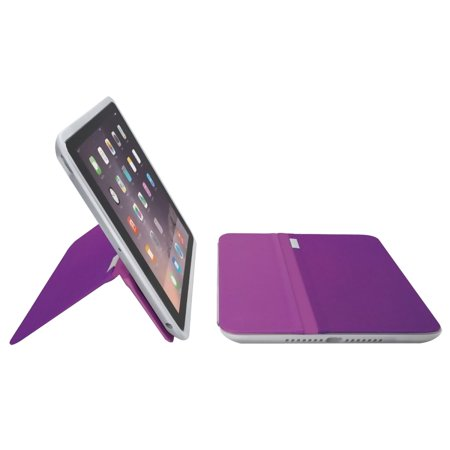 Logitech Anyangle Protective Case   Stand For Ipad Mini 1 2 3   Violet  Xsdp  939 001168   Now Youve Got A World Of Angle Possibilities Right In The Palm Of Your Hands With The Logitech Anyangle