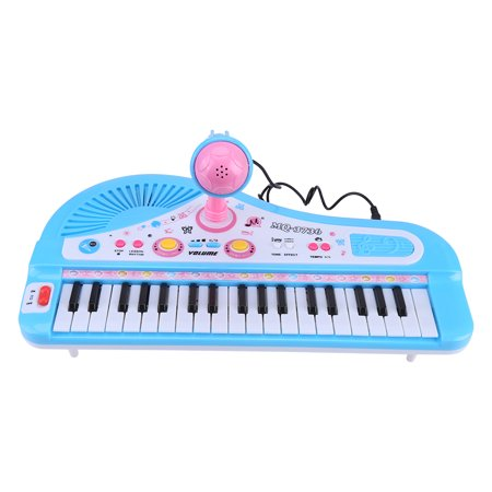 Sonew Kid Electronic Keyboard Piano With Microphone 37 Keys