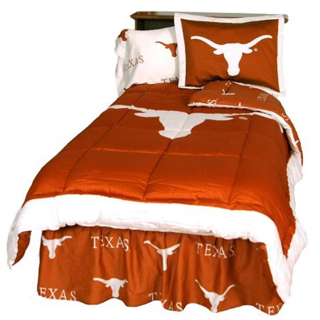 NCAA Texas Longhorns Collegiate Comforter Set (Full)