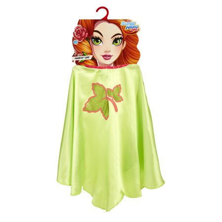 DC Girls Super Hero Poison Ivy Cape
