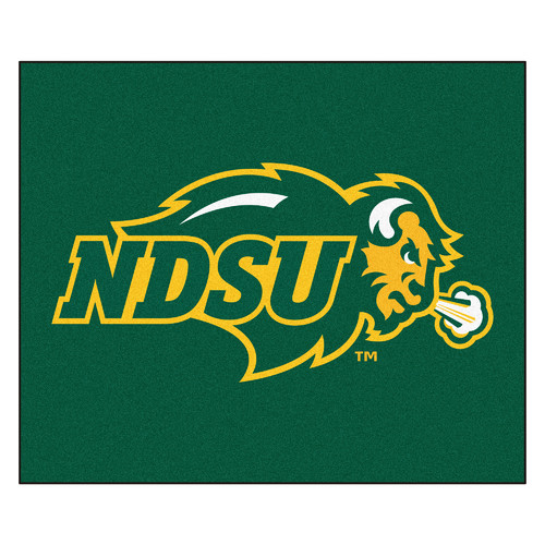 Tailgater Floor Mat - North Dakota State University