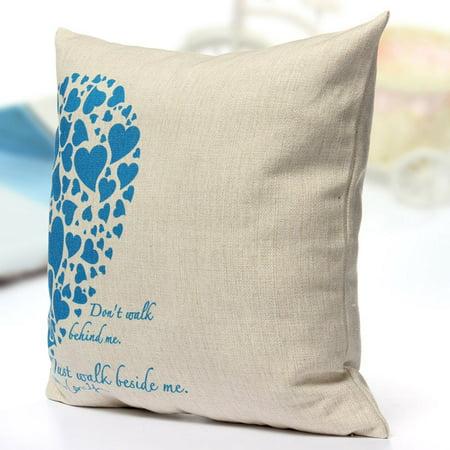 lover pillow cover - image 3 de 5