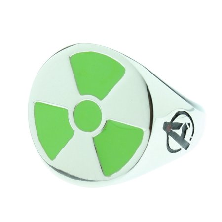 Marvel Avengers Radioactive Hulk Ring (Avengers Rings)