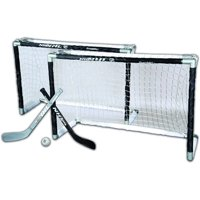 Franklin Sports Mini Hockey 2-Goal Set