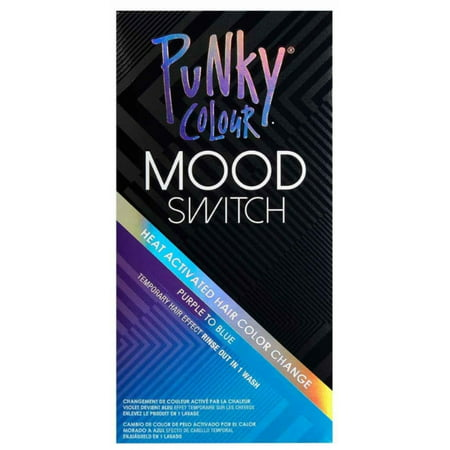 Jerome Russell Punky Color Mood Color Temporary Hair Color, 2 oz, 1 ea](Trendy Punky)