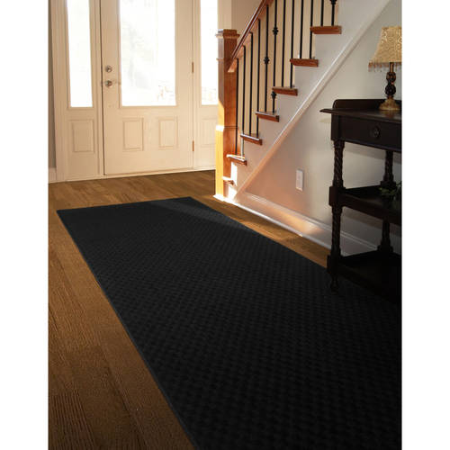 "Medallion Collection ""Over-sized"" Runner Rug, 3' x 12'"