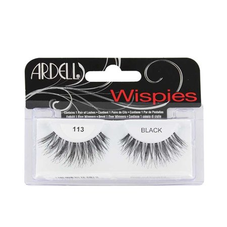 0fca9d58d9f ARDELL Wispies Lashes - 113 Black - image 2 of 2 ...