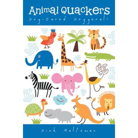 Animal Quackers - eBook