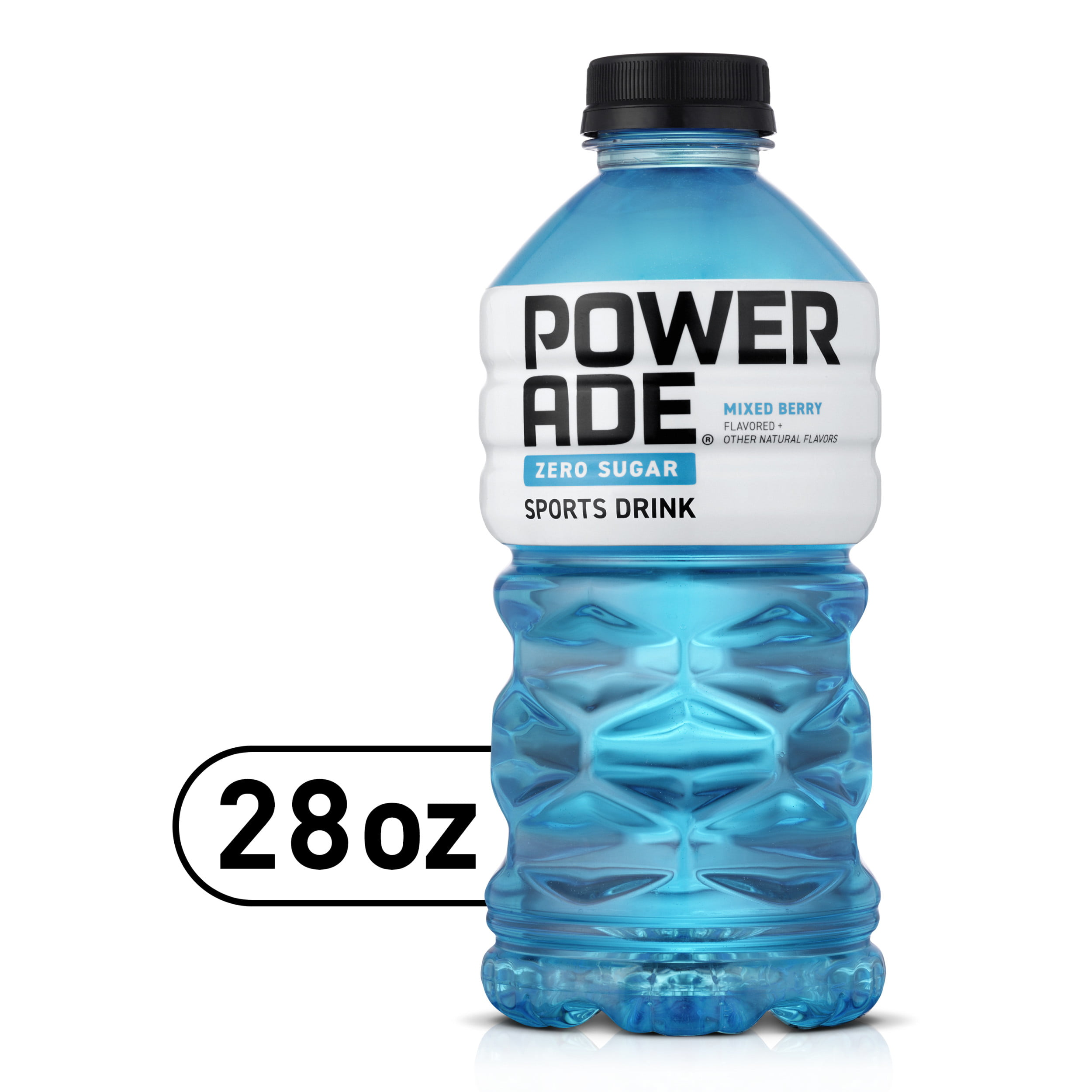 are zero-calorie powerades good for your diet