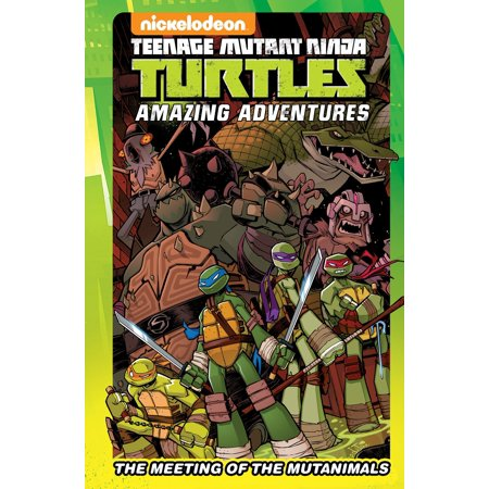 Teenage Mutant Ninja Turtles Amazing Adventures: The Meeting of the (Types Of Meetings And Their Main Features)
