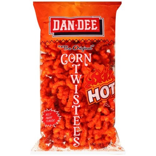 Dandee Hot Twistee, 7oz
