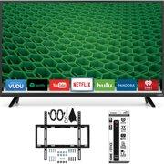 40 vizio widescreen tv. Black Bedroom Furniture Sets. Home Design Ideas