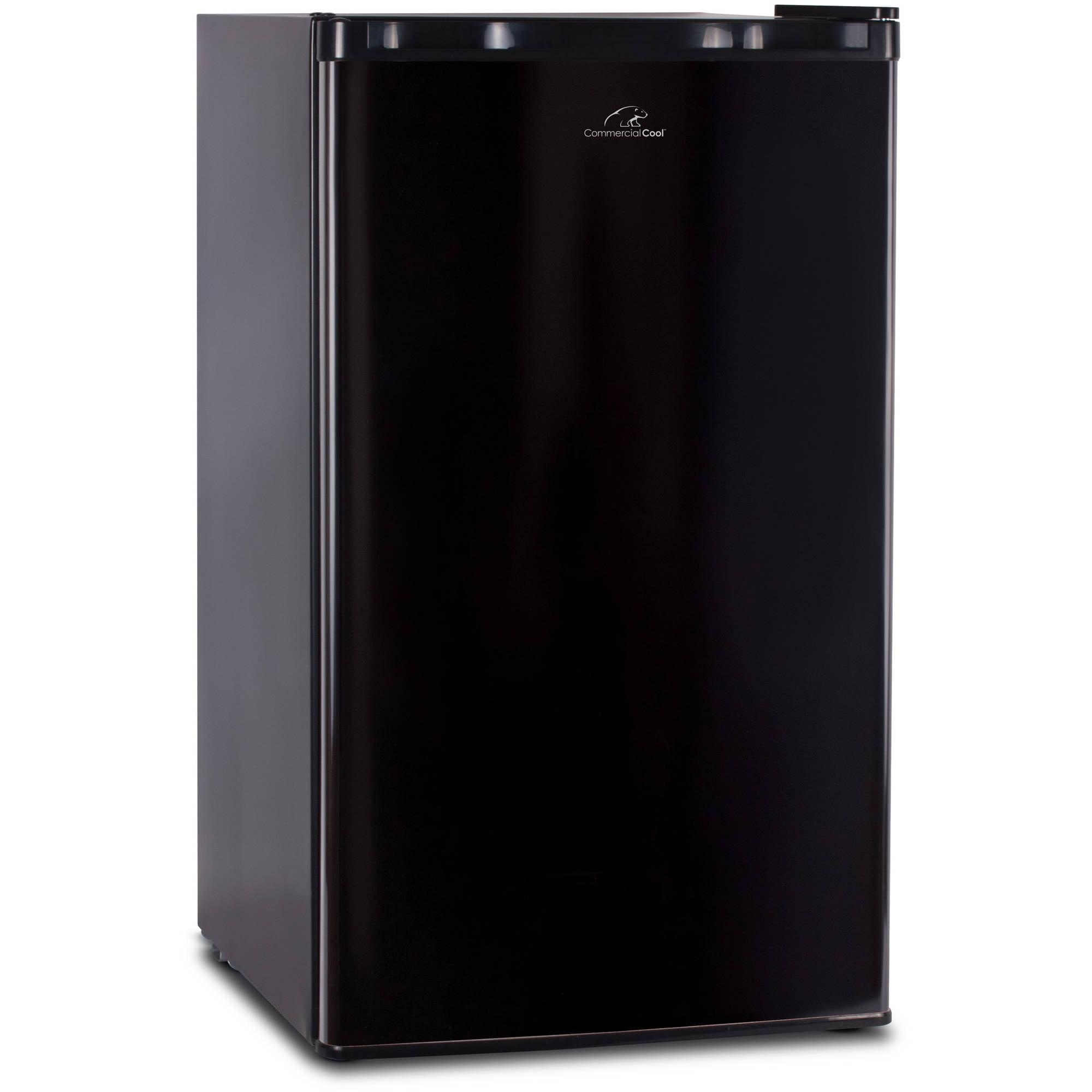 5 0 Cu Ft Mini Fridge: Commerical Cool 1.6 Cu Ft Compact Refrigerator, Black