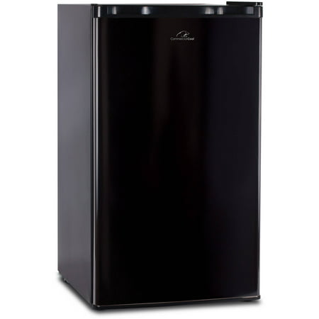 Commerical Cool 1.6 cu ft Compact Refrigerator, Black