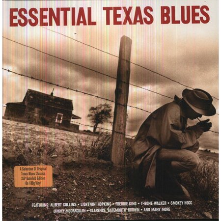 Essential Texas Blues / Various (Vinyl) (Texas Blues Rock)