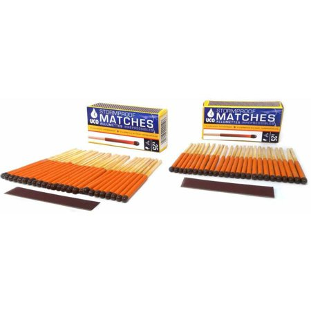 Customized Matches (Stormproof Matches ORMD)