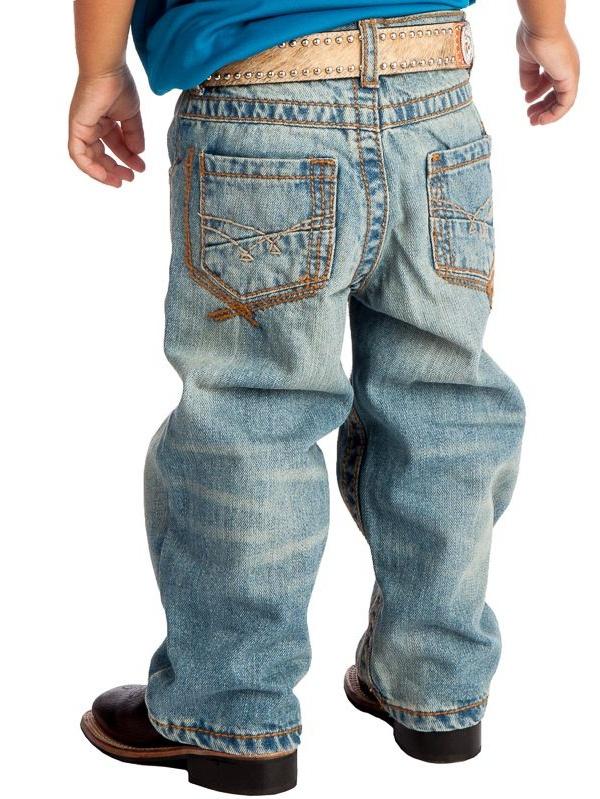 Wrangler Apparel Boys  20Xtreme Vintage Midnight Jeans