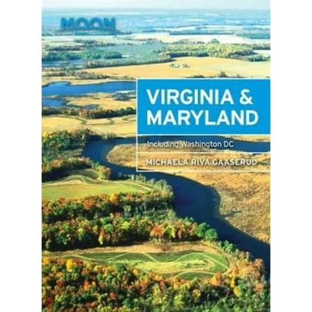 Moon Virginia   Maryland  Including Washington Dc