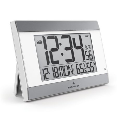 Marathon Watch Company Atomic Wall Clock