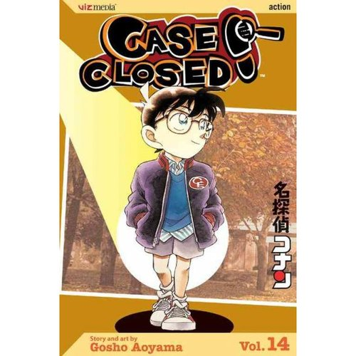 Case Closed 14: The Magical Suicide