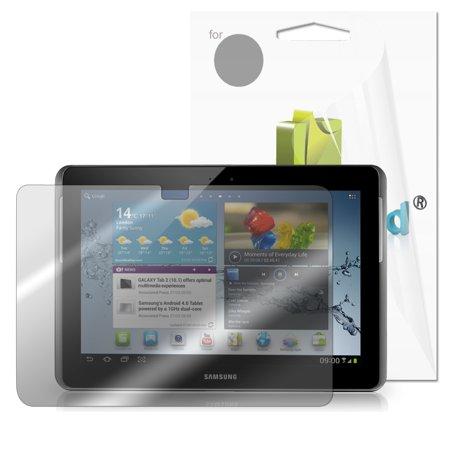 GreatShield Ultra Anti-Glare (Matte) Clear Screen Protector Film for Samsung Galaxy Tab 2 10.1 (3