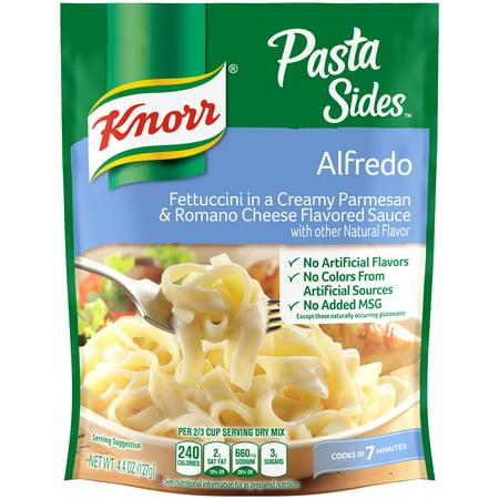 Knorr Creamy - Knorr Alfredo Pasta Side Dish, 4.4 oz