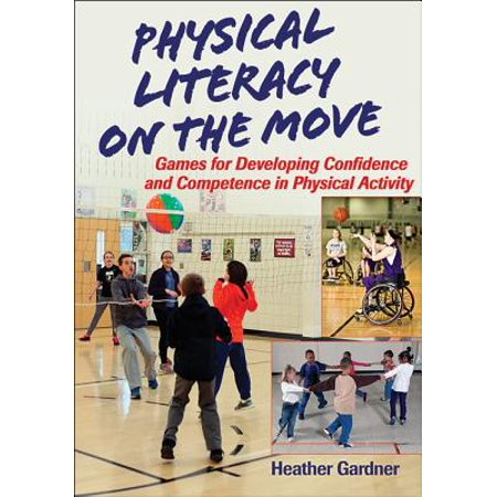 Physical Literacy on the Move : Games for Developing Confidence and Competence in Physical - Halloween Literacy Games