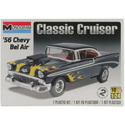 "Revell 56"" Chevy Bel Air Plastic Model Kit, 1:24"