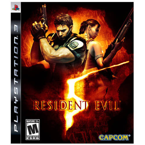 Resident Evil 5 (PS3) - Pre-Owned