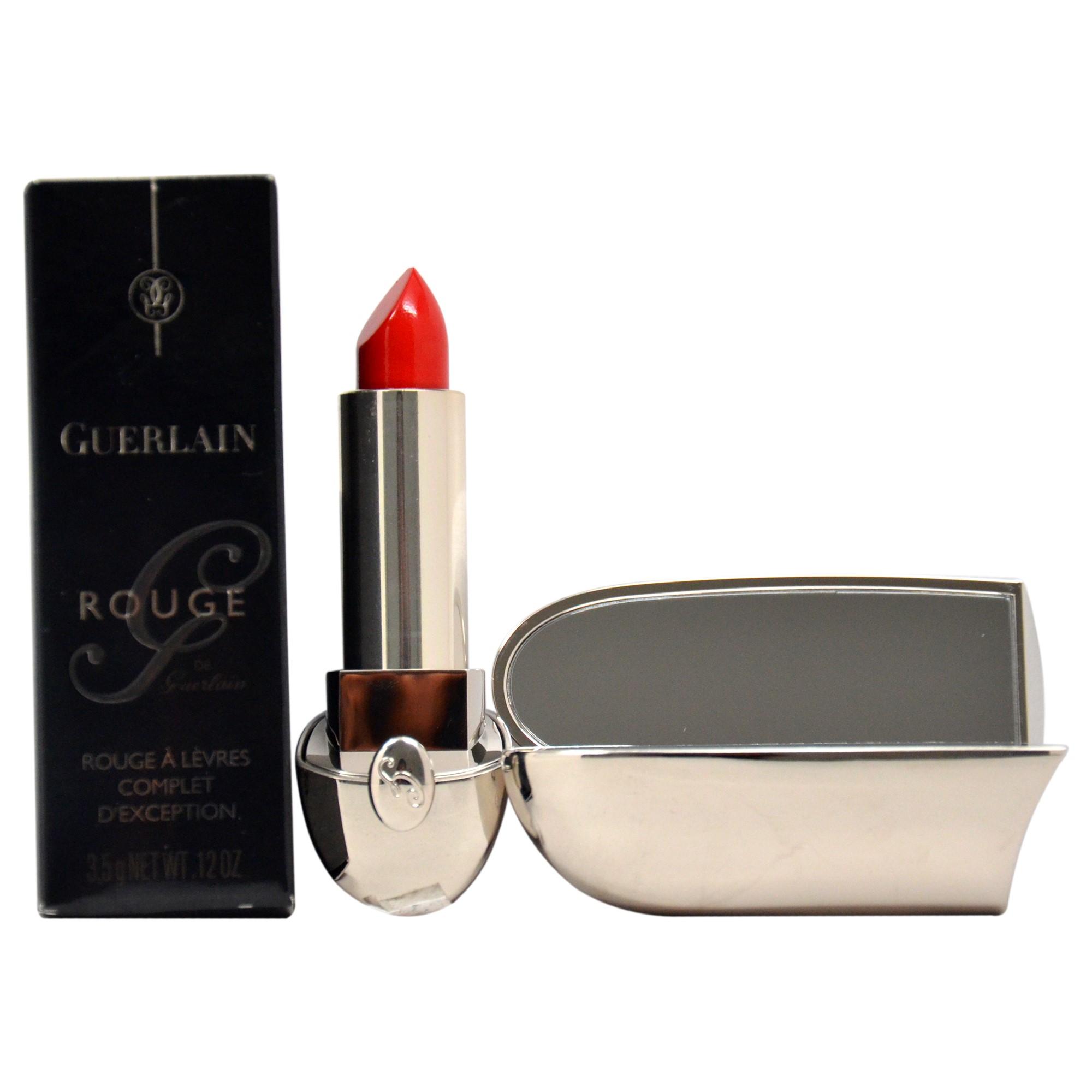 Guerlain Rouge G De Guerlain Exceptional Complete Lip Colour, #27 Gilda, 0.12 Oz