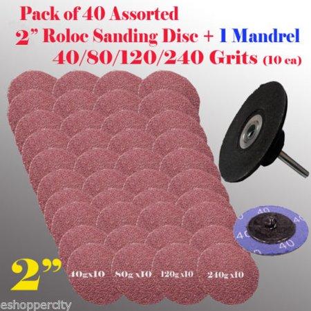 MTP ®  40+1  Mix 40/80/120/240 Grits 2