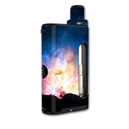Skin Decal For Kangertech Cupti Vape Mod / Power Galaxy Space