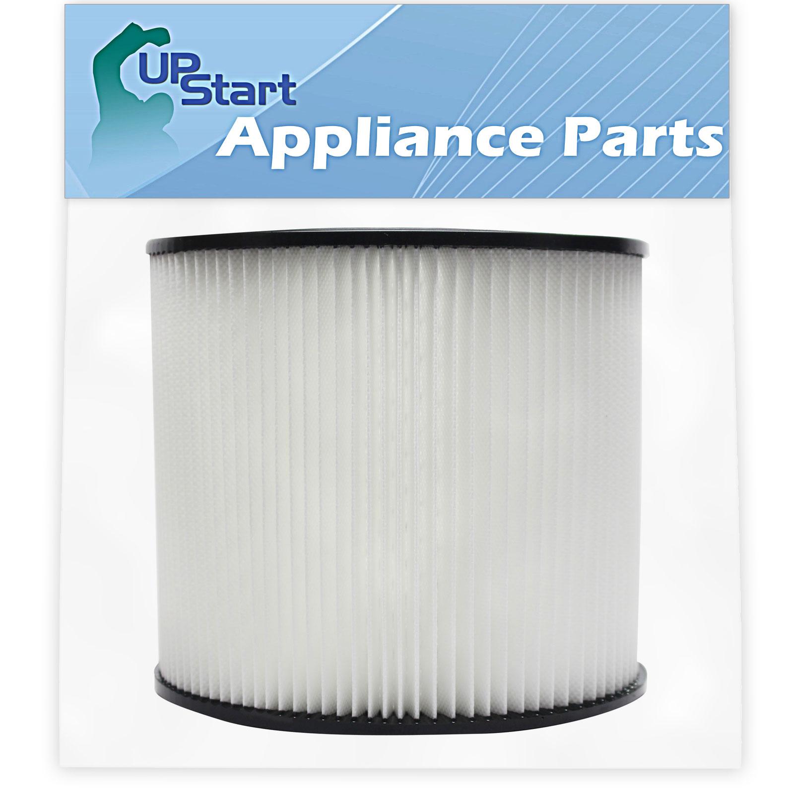 Replacement Shop-Vac BullDog 587-08-00 Vacuum Cartridge Filter - Compatible Shop-Vac 90304 Cartridge Filter - image 4 of 4