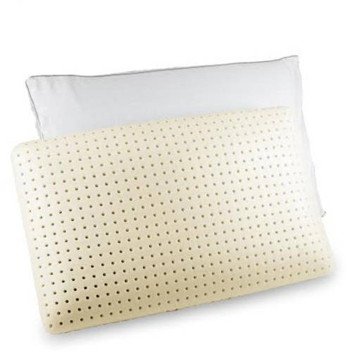 Standard High Profile Memory Foam Pillow by Authentic Comfort