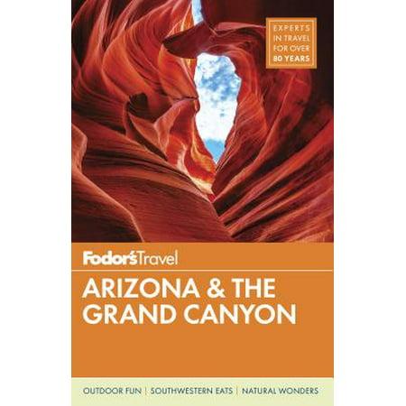 Fodor's arizona & the grand canyon: 9781640970267