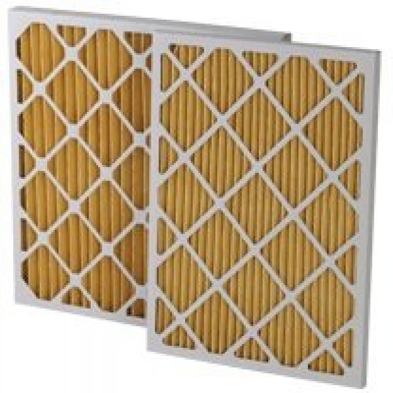 18x18x1 Merv 11 Furnace Filter (12 Pack) by Quality Filters