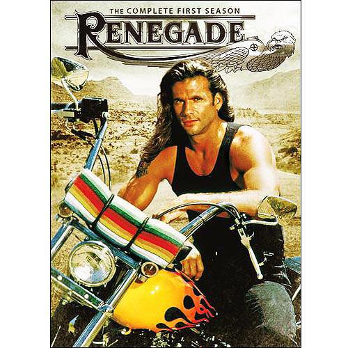 Mill Creek Studios Renegade  Season 1 Vol 1 Dvd Std Ff